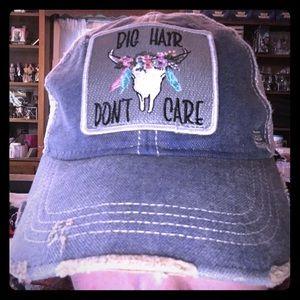 JANE MARCH BIG HAIR DON'T CARE BALL CAP